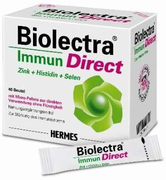 Biolectra Immun Direct Pellets