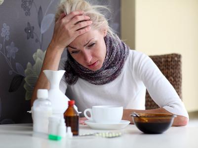 Erkältung und das Immunsystem