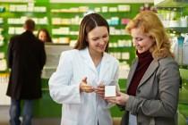 Medikament bei einer Erkältung