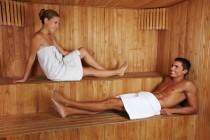 Immunsystem stärken in Sauna