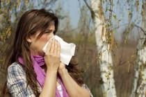 Schnupfen bei einer Erkältung